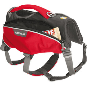 Ruffwear Web Master Pro Arnés, red currant